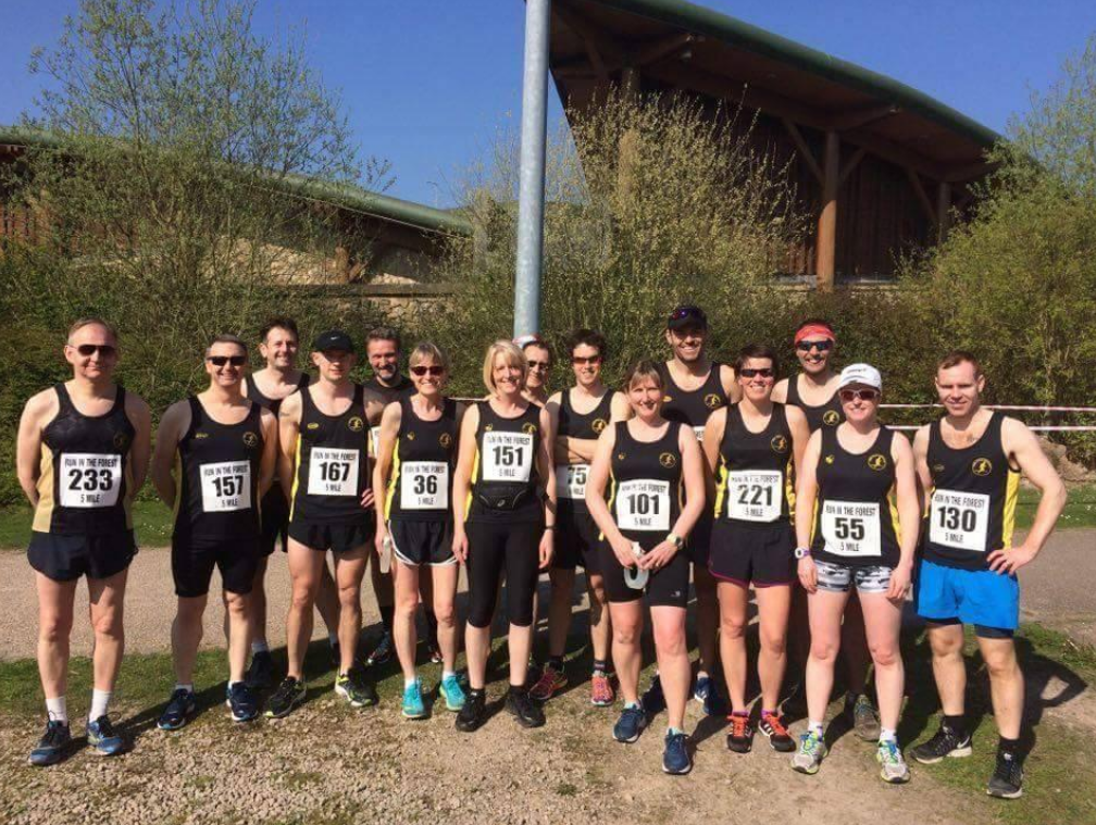 Hollamby takes third place at Run in the Forest – Weekly ...